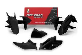Комплект пластика черный KTM EXC/EXC-F 17-19