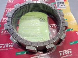 Диски сцепления фрикционные комплект Yamaha YZ250F 01-16 / WR250F 01-17