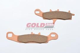 Тормозные колодки дисковые передние Kawasaki KX85 01-20 / Suzuki RM85 05-20 108 S3
