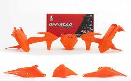 Комплект пластика оранжевый KTM SX, SX-F 125-450 19-20 / SX-F450FE 18