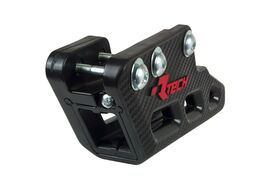 Ловушка цепи Rtech R2.0 WORX черная Yamaha YZ/YZF/WRF/YZ-X/YZ-FX 125-450 07-21