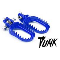 Подножки стальные синие S3 Punk KTM / Husqvarna 17-21
