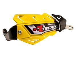 Защита рук RTech FLX алюминиевая желтая (без крепежа)