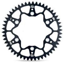 Звезда задняя алюминиевая черная 49 зубов KTM / Husqvarna / GasGas
