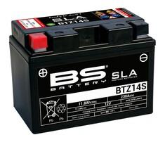 Аккумулятор BTZ14S/YTZ14S