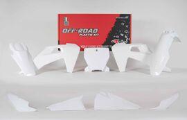 Комплект пластика белый Husqvarna TC/FC 19-20, TX/FX 19-20, FC450RE 18-19