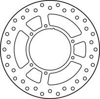 Диск тормозной передний Honda CR/CRF/XR