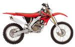 Запчасти Honda CRF250X