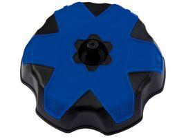 Крышка топливного бака Yamaha черно-синяя