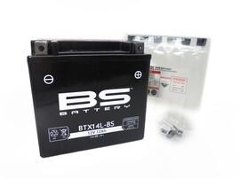 Аккумулятор BTX14L-BS/YTX14L-BS