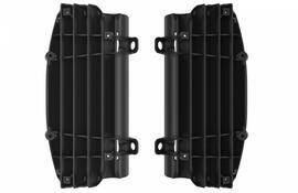 Жалюзи радиатора черные KTM SX/SX-F 16-20 / EXC/EXC-F 16-20 Polisport