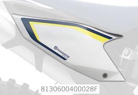 Крышка корпуса воздушного фильтра правая с графикой Husqvarna TE/FE 2016