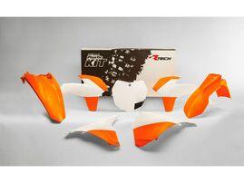 Комплект пластика KTM SX125-150/SXF250-450 13-15 # SX250 13-16 Original 15