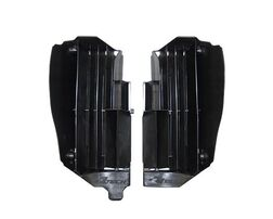 Решетка радиатора увеличенная черная Yamaha YZ250F 19, YZ450F 18-19, YZ450FX, WR450F 19