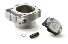 Цилиндр + поршень комплект KTM 250EXC-F 14-16 / Husqvarna FE250 14-16 OEM 77730038100