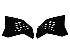 Боковины радиатора черные KTM SX65 09-15