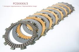 Комплект дисков сцепления усиленных KTM 12-15 / Husaberg FE350 14 / Husqvarna FE/FC 14 Ferodo