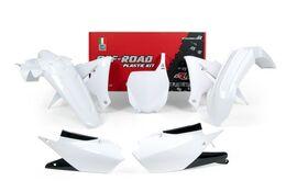 Комплект пластика белый Yamaha YZF250 19-20 # YZF450 18-20 # YZ450FX 19-20 # YZ250FX 20
