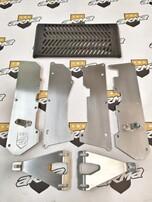 Защита радиаторов HONDA CRF250X 05-17