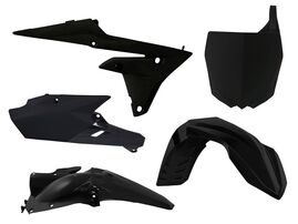 Комплект пластика черный Yamaha YZF250 14-18 # YZF450 14-17