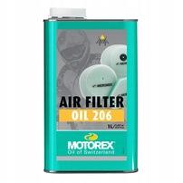 Пропитка для воздушного фильтра Motorex Air Filter Oil 206 (1 л)