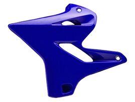 Боковины радиатора Yamaha YZ125-250 15-19 # WR/YZ-X250 16-19 синие