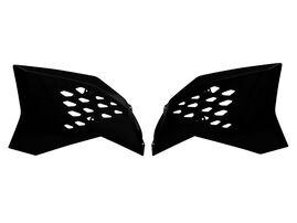 Боковины радиатора SX125-250/SXF250-505 07-10 # EXC-EXCF125-530 08-11 черные