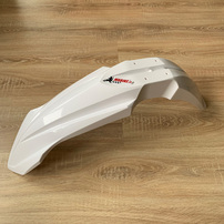 Крыло переднее Yamaha YZF250/450 10-18/10-17 # WRF450 12-18 # YZ125-250/WRF250 15-19 # WR250 16-19 белое