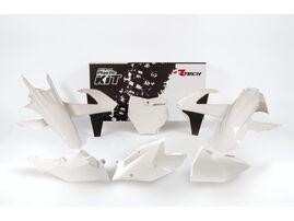 Комплект пластика KTM SX125-150/SXF250-450 16-18 # SX250/XC-F/XC250-450 17-18 # бело-черный