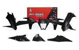 Комплект пластика черный KTM EXC/EXC-F 20-22