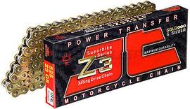 Цепь JTC 520 Z3 Gold & Silver 110