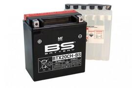 Аккумулятор BTX20CH-BS/YTX20CH-BS