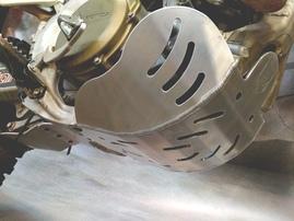 Защита картера HONDA CRF450X 05-17