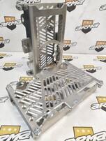 Защита радиаторов BETA (алюминиевые дефлекторы)