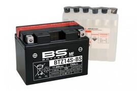 Аккумулятор BTZ14S-BS/YTZ14S-BS