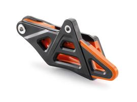 Ловушка цепи оранжево-черная KTM SX/SX-F 07-21; EXC/EXC-F 08-21