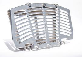 Защита радиаторов алюминиевая KTM EXC TPI 17-21 / Husqvarna TE 17-21