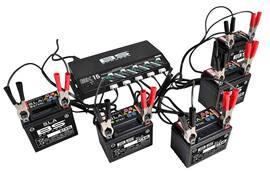 Зарядное устройство BK15, 12V–1.5A