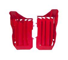 Решетка радиатора увеличенная CRF250R 18-19 # CRF250RX 19 красная