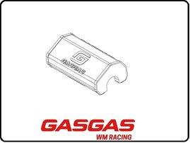 Подушка на руль GasGas MC/EC 21-
