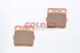 Тормозные колодки дисковые Honda CR80/85/CRF150R / Kawasaki KX80/85 007 S33