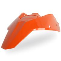 Крыло заднее оранжевое KTM EXC 04-07