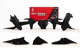 Комплект пластика черный KTM SX, SX-F 19-20 / SX250F FE 18
