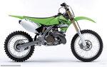 Запчасти Kawasaki KX250