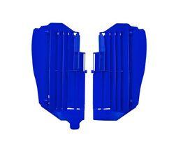 Решетка радиатора увеличенная синяя Yamaha YZ250F 19-21 / WR250F 20-21 / YZ450F 18-21 / WR450F 19-21