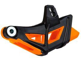 Ловушка цепи KTM SX/SXF 07 # EXC/EXC-F 08-13 черно-оранжевая