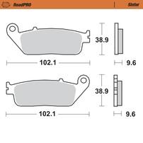 Колодки тормозные передние MOTO-MASTER (Sinter)