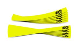 Ленты защитные на 2 обода желтые S3