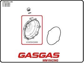 Крышка сцепления GasGas EC250/300 21-