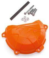 Защита крышки сцепления оранжевая KTM 450SX-F 16-21
